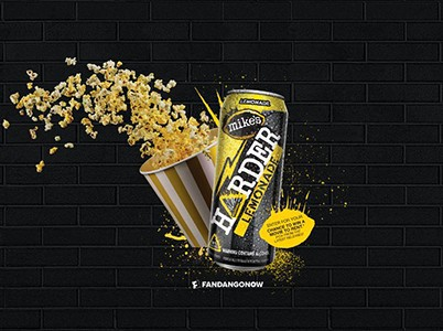 Win a Home Movie Night from Mike's Hard Lemonade