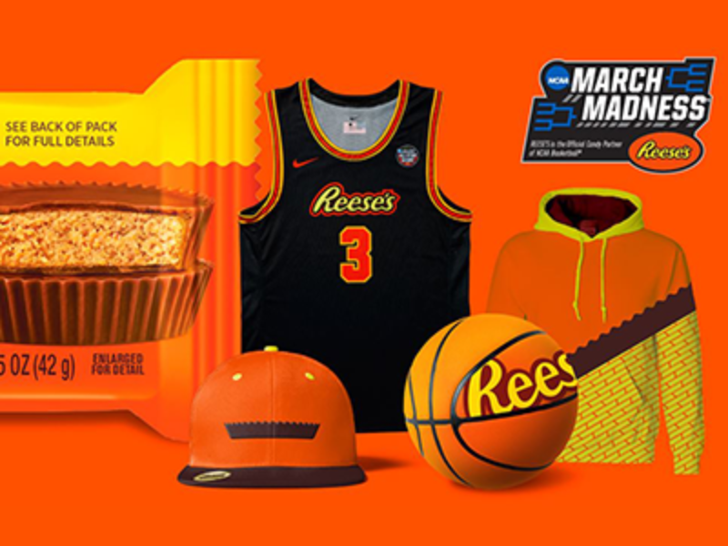 Win a Pair of of Custom Designed REESE'S Sneakers