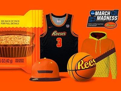 Win a Pair of of Custom Designed REESE'S Sneakers