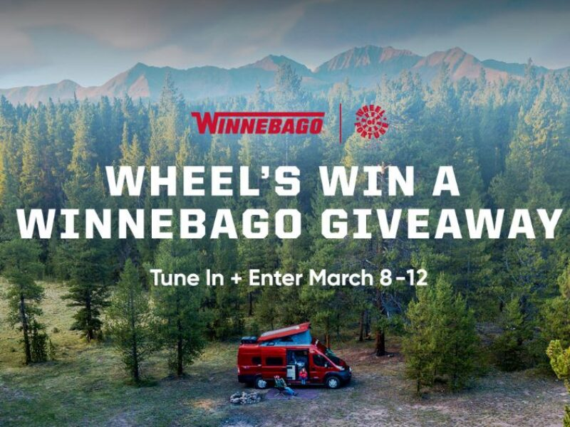 Win a Winnebago from Wheel of Fortune