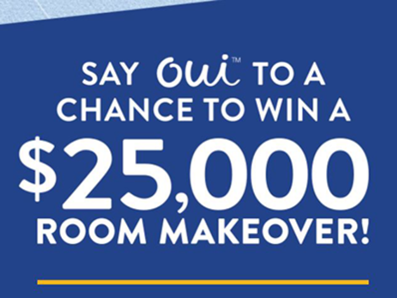 Win $25K Cash for a Room Makeover from Yoplait