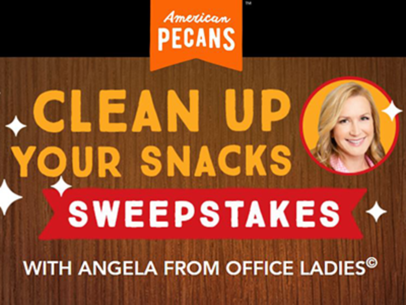 Win a Year's Supply of Pecan Snacks