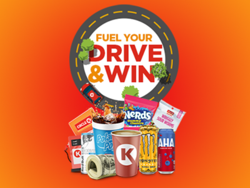 Win $10,000 Cash or Gas For A Year from Circle K