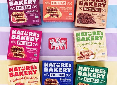 Win a $100 Target & $100 Nature's Bakery Gift Cards