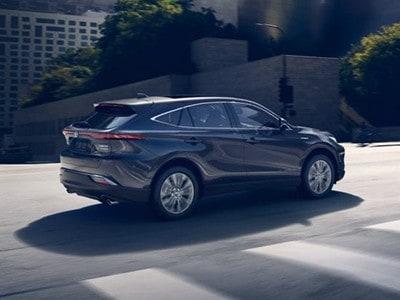 Win a 2021 Toyota Venza XLE