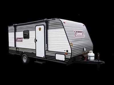 Win a 2021 Coleman Lantern Camper