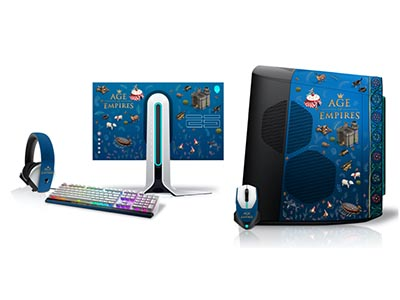 Win a Custom Alienware Aurora R11 Gaming PC