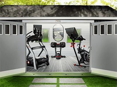 Win a $20K Home Gym & Tuff Shed