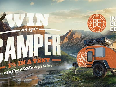 Win a Custom Teardrop Trailer