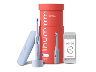 Win a Colgate Hum Electric Toothbrush
