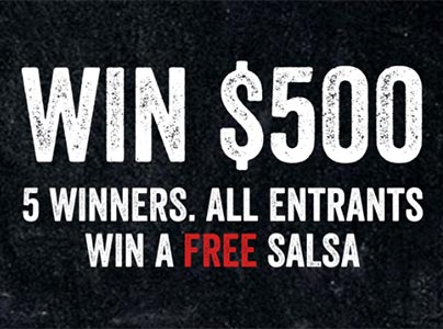 Win $500 from Fresh Cravings