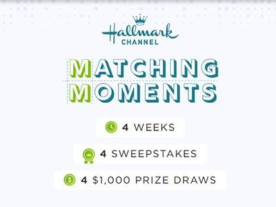 Win $1,000 Each Week from Hallmark