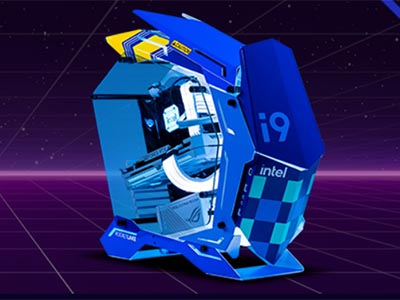Win an Intel i9 Gaming PC from Newegg