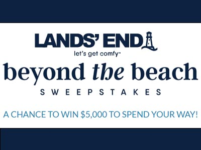 Win $5,000 from Lands' End