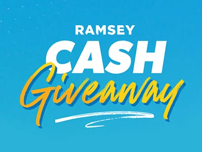 Win $5,000 from Dave Ramsey