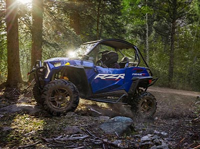 Win a Polaris RZR Trail S 1000 Ultimate