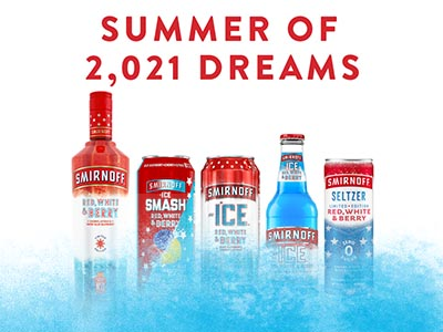 Win a Dream Summer from SMIRNOFF