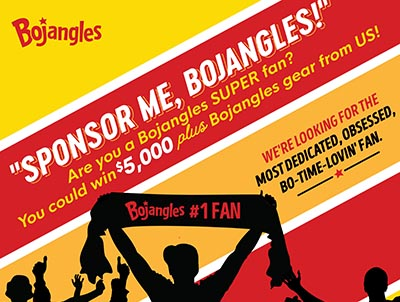 Win $5,000 from Bojangles