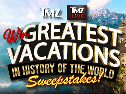 Win the Greatest Vacation in the History of the World