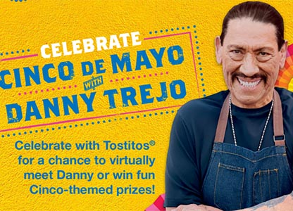 Win a Cinco de Mayo Party & Meet Danny Trejo