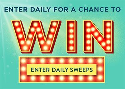 Win a New Car, Backyard Makeover, or Walmart Gift Card