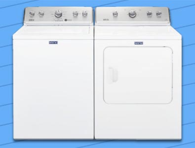Win a Maytag Washer & Dryer from Rent-A-Center
