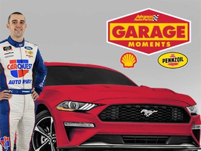 Win a Custom Ford Mustang + Cash from Advance Auto Parts
