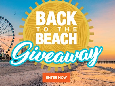 Win a Beach Resort Stay & Prize Pack