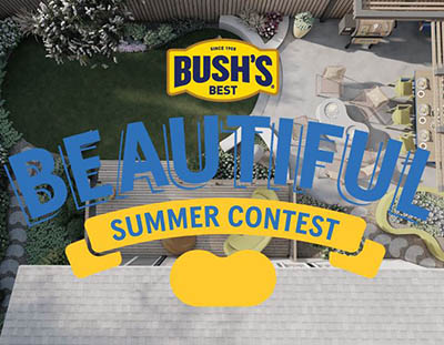 Win a $75K Backyard Makeover from Bush's Best