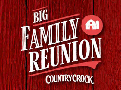 Win a $50K Family Reunion from Country Crock
