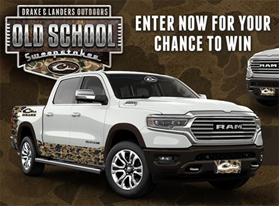 "Win a 2022 ""Drake Edition"" RAM 14000 4x4 Longhorn Truck"