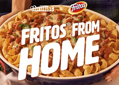 Win $1,00 Cash Prize from Fritos