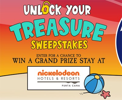 Win a Trip to Nickelodeon Hotels & Resorts Punta Cana