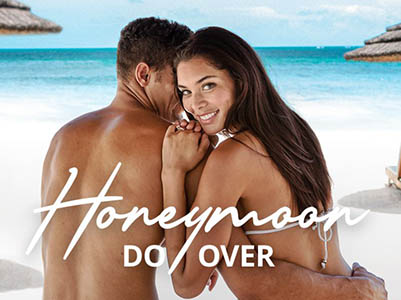 Win a Romantic Honeymoon Do Over