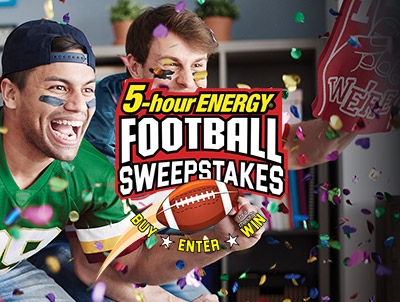 Win $10,000 from 5-hour ENERGY