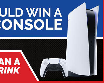 Win a PlayStation 5 Console from BODYARMOR