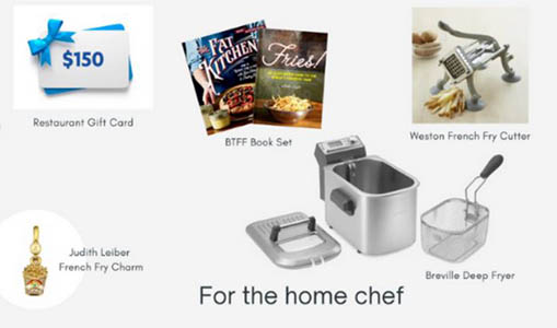 Win a Breville Deep Fryer from Coast Packing