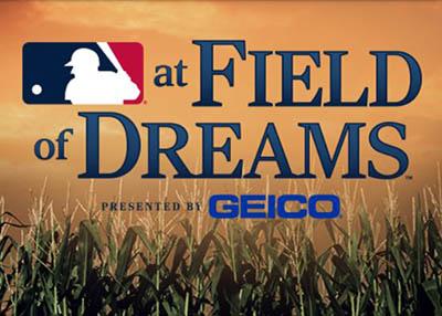 Win a Trip to MLB at Field of Dreams