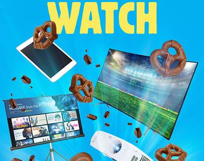 Win a Samsung 4K TV, Denon Soundbar, Xbox Series X from Flipz