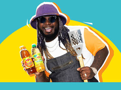 Win a Cookout Experience w/ T-Pain