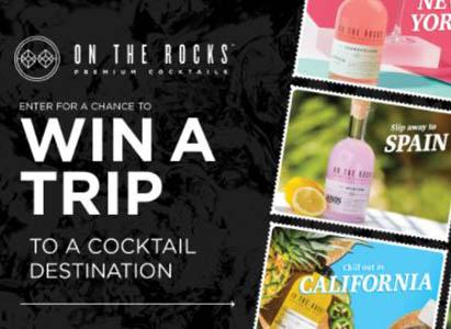 Win a Trip to New York, Mexico, California, Spain, Hawaii, or Kentucky