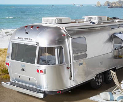 Win a Stay in a Pottery Barn Travel Trailer in CA