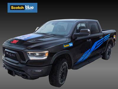 Win a 2021 RAM 1500 Truck from ScotchBlue
