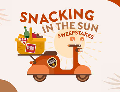 Win a $4,500 VISA Gift Card from Natural Delights