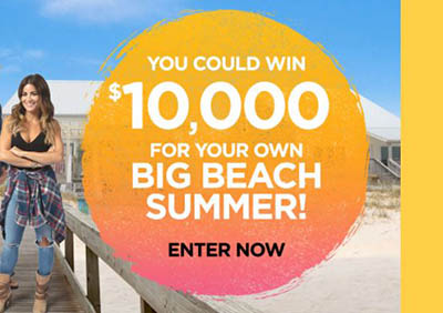Win $10,000 to Renovate Your Space from Valpak