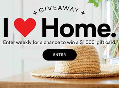 Win a $1,000 Bassett Gift Card