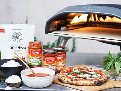 Win an Ooni Pizza Oven from Mutti