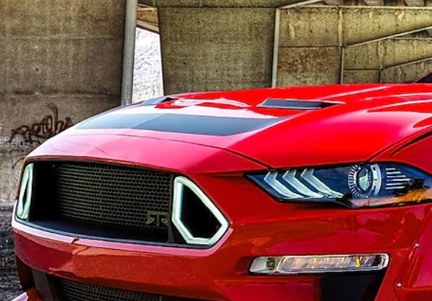 Win a Mustang RTR from Pennzoil