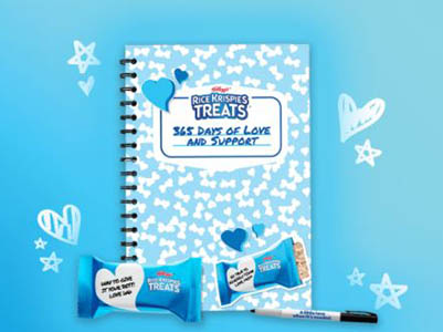 Win a Year's Supply of Rice Krispies Treats