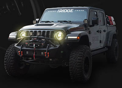 Win a Jeep Gladiator from The Ridge